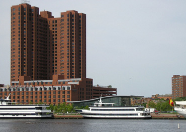 picture of intercontinental in baltimore maryland