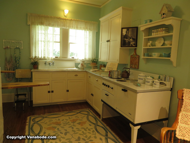 billy grahams kitchen historic house