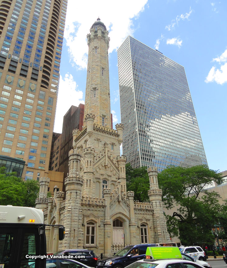 ancient church in chicago