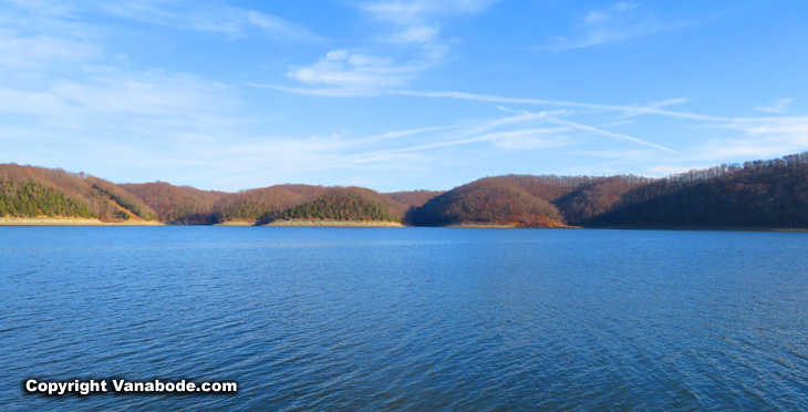 green river lake state park  in campbellsville kentucky
