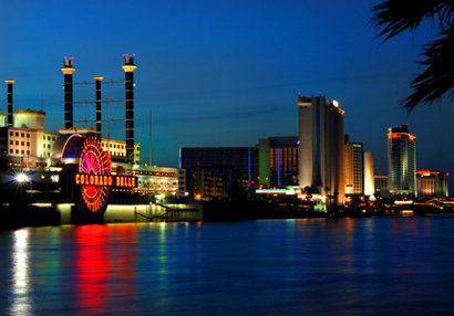 picture of lights of laughlin