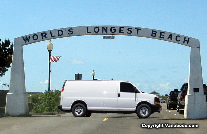 longest beach sign in long beach washington picture