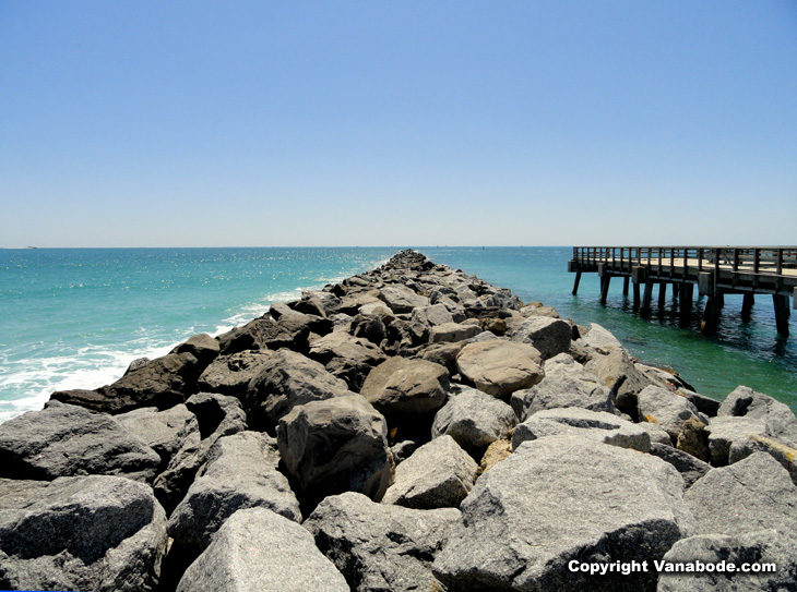 miami florida south beach inlet picture