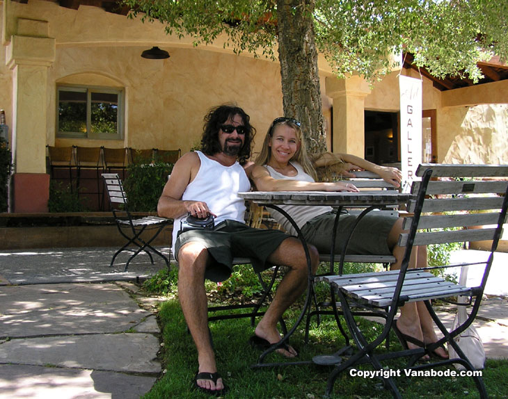 relaxing in paso robles picture
