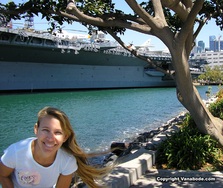 san diego naval ship picture