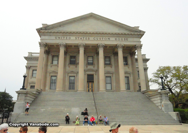 united states custom house near charleston