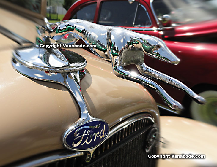 car show ford emblem from Vanabode trip